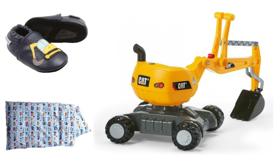 alt med gravko gravemaskiner gave til 3 årig legetøj gravko legetøj gravko børneværelse gave til 1 årig dreng gave til 2 årig dreng